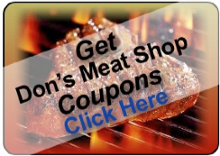 Don's Meat Shop Discounts