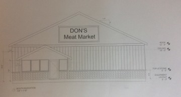 Don's Meat Shop Is Getting A New Building