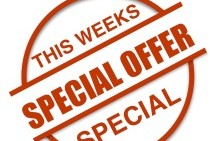 Weekly Specials and Discounts